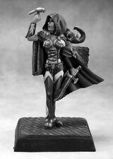 LADY MORAY BARD - PATHFINDER REAPER figurine miniature rpg jdr metal 60141