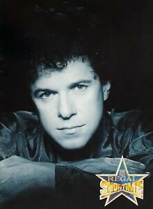 Regal Showtime Presents Leo Sayer In Concert 1986 Tour Programme.