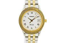 Vintage Tissot PR 50 Bi-Metal Steel Quartz Ladies Watch 779