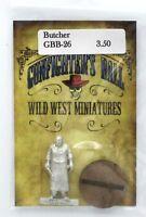 Knuckleduster GBB26 Butcher (Gunfighter's Ball) Old West Townsfolk Civilian NIB
