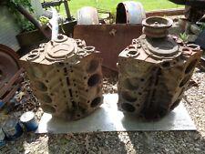 2 Chevy 348 W Engine Short Blocks 1957 1960 Condition Impala Biscayne Bel Air