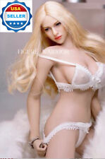 "1/6 Female Lace Lingerie Sets Bra Bikini For 12"" Phicen Hot Toys Figure ❶USA❶"