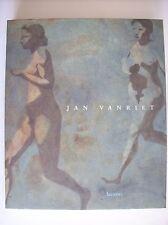 Jan Vanriet peintre moderne belge vlaamse schilderij peinture flamande Flandre