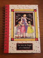 You Are An Angel of A Teacher Brownlow Journal Book 2008 New
