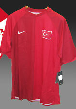 Nike Turkey Football Player Issue Training Pre Match Shirt Red XL