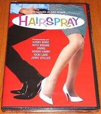 HAIRSPRAY John Waters & Divine DVD R2 Precintada