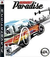 Burnout Paradise - PlayStation 3 - Complete CIB PS3  W/ Manual