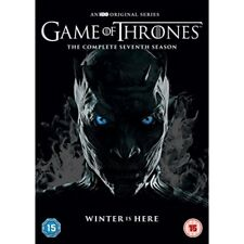 Game of Thrones Season 7 The Complete Seventh 7th Series DVD Conquest & Rebel