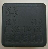Audi Seat Skoda VW Bosch Black Relay  12V 40A 4 Pin 0332014156 / 431951253H OEM