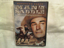 Man in the Saddle (DVD, 2005) - EXCELLENT CONDITION!