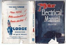 The Motor Electrical Manual 12th edition - W