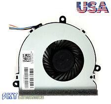 NEW for HP 15-AY 15-BA 15-BS 15-BW series Cpu Cooling Fan 4-Pin 4-Wire
