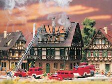Vollmer 47738 - Brennendes Haus - Spur N - NEU