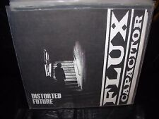 "FLUX CAPACITOR distorted future ( rock ) 7""/45 picture sleeve"