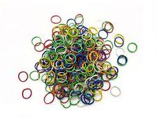 Elastiques Caoutchouc- Multicolore- 25(Ø16)mm x 1.7mm- sac de 50g