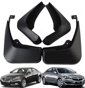 New Splash Guards Mud Flaps For 2009-2017 Buick Regal / Opel Vauxhall Insignia