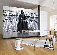 Carta da parati gigante 368x254cm Star Wars Imperial Force camera da letto