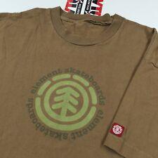 Vintage Element Skateboards T-Shirt Mens L / XL 90's 2000's