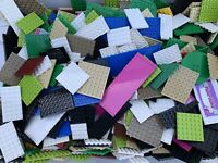LEGO - 10 Random Friends Base Plates Per Order / Mixed Colours & Sizes