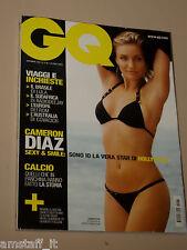 CAMERON DIAZ COVER MAGAZINE GQ 2005=PETRA CUBANOVA=ELISHA CUTHBERT=PETE DOHERTY