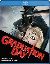Graduation Day [New Blu-ray] With DVD, Widescreen, Dolby