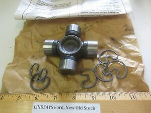 FORD 1984/1989 LINCOLN & MARK VII UNIVERSAL JOINT KIT E9SZ-4635-W FREE SHIPPING