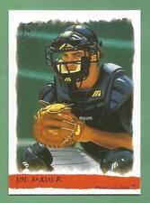 JOE MAUER 2002 Topps Gallery Rookie #186 Twins