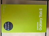Samsung Galaxy Tab E SM-T560 16GB, Wi-Fi, 9.6in - Black with BONUS $25 Google