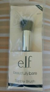 ELF Beautifully Bare Stipple Brush **New Item** New In Package
