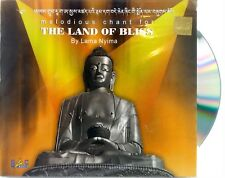melodious chant for The Land of Bliss by Lama Nyima
