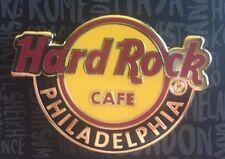 2017 HARD ROCK CAFE PHILADELPHIA CLASSIC CORE LOGO PIN