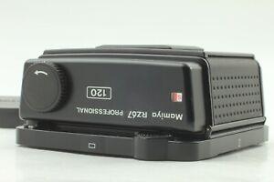 [NEAR MINT] Mamiya RZ67 Pro 120 6x7 Roll Film Back Holder for RZ67 Pro II JAPAN