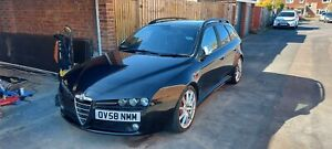 Alfa Romeo 159 1.9jtdm ti Q-tronic Sportwagon (rare Sunroof option)