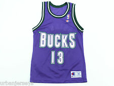 Vintage Milwaukee Bucks Glenn Robinson #13 Jersey by Champion - Size 36 (S)