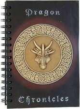 Fantasy Dragon carnet Dragon Chronicles de Art Pierre (moulés)