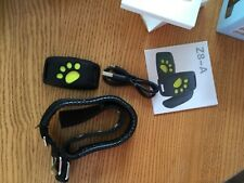 Z8 - A Pet GPS & Collar Pet Tracker & Activity Monitor. Never Lose Your Dog :-)