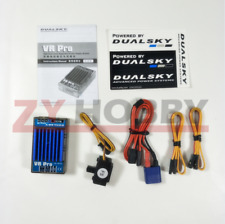 DUALSKY VR PRO 10A High End Linear Regulartor With FSS-4 Fail Safe Switch 50CC
