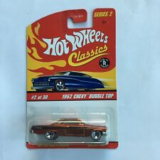 Hot Wheels Classics Series 2 1962 Chevy Bubble Top #2 of 30