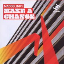 Maddslinky - Make A Change [CD]