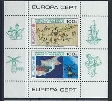Turquie (Adm. Chypre) Bloc N° 4** (MNH) 1983 - Europa
