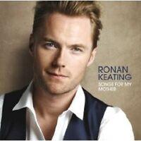 "RONAN KEATING ""SONGS FOR MY MOTHER"" CD NEU"