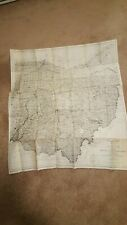 Original Ohio Land Subdivisions Map to Accompany Volume III of the Final Report