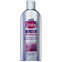 Bristows Silver Shampoo For Grey,White And Platinum Blond Hair 200ml