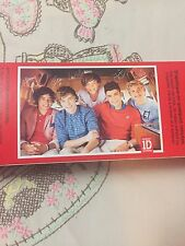 "One Direction 1D Peel and Stick Wall Decal Wall Sticker 25 X 39"" NIB"