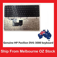 NEW HP Pavilion DV6-3000 Series Laptop Keyboard 597635-001 Black US keyboard