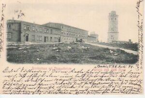 Brockenhaus mit Observatorium gl1899 91.228