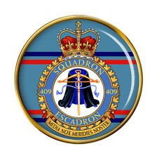 409 Squadron, RCAF Pin Badge