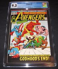 AVENGERS #97 CGC 9.2 from 1972 | Golden Age Timely characters | Kree-Skrull War