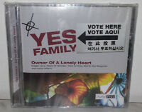CD YES FAMILY - OWNER OF A LONELY HEART - NUOVO NEW