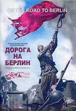 ROAD TO BERLIN WORLD WAR II RUSSIAN MOVIE .LANGUAGE:RUSSIAN SUBTITLES:ENGLISH